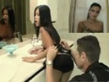 Wife Sister Caught me with Babysiter in Toilet!