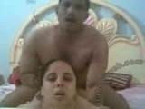 Arab Girl fucked by her Old Neighbor