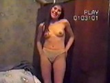 Amateur Couple Taped their First Sexual Experience