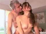 My Horny Dad Had No Mercy To My Girlfriend