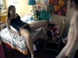 Slutty Teen Fucked on Awesome Homemade Video