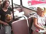 Mom Caught Us Fucking On The Bus