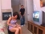 Boy Caught Friends Mom Watching Porn On TV
