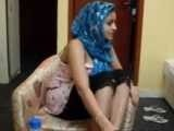 Arab Hijab Makes Forbidden Things On Amateur Video