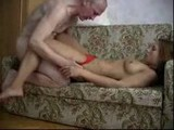 Dirty Old Man Fucks The Hell Out Of Cute Teen Girl