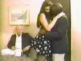 Perverted Husband Like To Watch His Wife Fucks A Black Dude