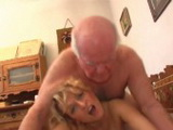 Dirty Granpa Fucks Fresh Young Teen