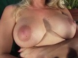 Big Tits MILF Got Double Fucking After Divorce