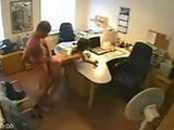 Hot Secretary Relax Her Boss In The Office