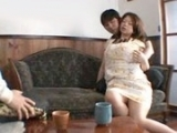 Sexy Mom Is Shocked With Harassment By Horny Boy