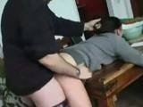 Headmaster Roughly Fucks Crying Teen Student In His Room