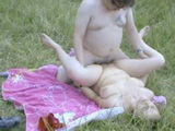 Amateur Mature Couple Having Sex In The Nature