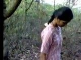 Arab Chick Fucked Hard In Forest