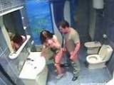 Couple Caught Having Sex In Hotel Room Toilet