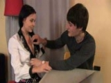 Shy Teen Persuaded To Fuck For The First Time
