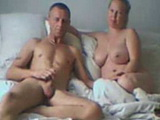 Mature Couple Making Their Own Private Sex Tape
