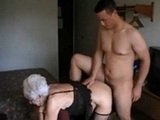 Young Boy Fucks Very Old Granny