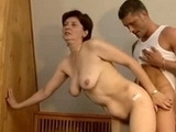 Milf With Sexy Body Likes Young Boys