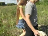 Tiny Girl Lured To Abandoned House With The Intention To Fuck