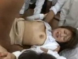 Hot Asian Chick Fucked Hard By Her Classmates