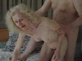 Weird 80yo Granny Still Loves Sex