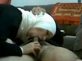 Arab Girl In Hijab Sucks And Rides A Hard Dick