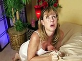 Sexy Milf Pray To God To Forgive Her A Sin She Just Made