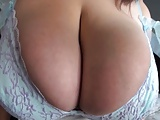 Asian Chick Teasing With Her Amazing Big Boobs