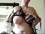Huge Boobs Satisfied Big Black Dick