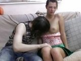 Shy Teen First Time Fucked With New Boyfriend