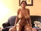 Busty Indian Babe Rides Experienced Dick