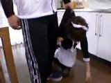 Maid Desperately Trying To Runaway From Crazy Boss