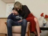 Horny Mom Started Seducing Her Sons Friend