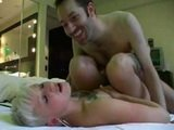 Sexy Tattooed Blonde Girl Fucked On Porn Audition