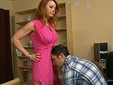 Boy Is Begging His Friends Mom To Help Him Lose His Virginity