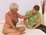 Shy Boy Loses Virginity With A Experienced Mature Slut