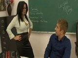 Sexy Milf Teacher Fucks Her Much Younger Student