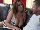 Lustful Big Boobed Milf Is Horny For Some Big Dick
