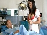 Lucky Patient Got A Sex Therapy From Hot Doctor