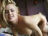 Blonde Babe Gets Her First Sex Experience