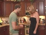 Lucky Boy Fucked His Girlfriends Super Hot Mom