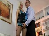 Dirty Old Guy Fucks Super Hot Young Girl