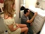 Mom Ordered Daughter To Be Helpful When Plumber Comes