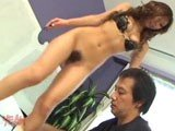 Super Hot Japanese Chick Fucked Hard By Experienced Guy